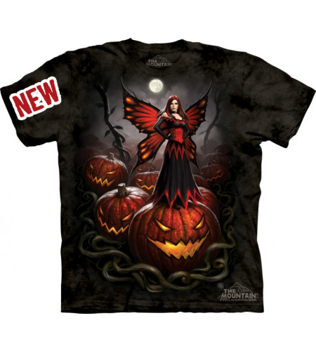 tee shirt fée elfe the mountain halloween