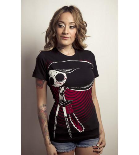 Tokyo nightmare - T-shirt femme gothique - Akumu Ink
