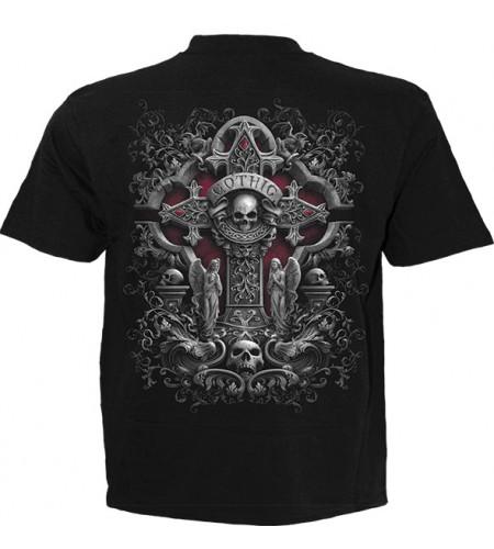 boutique gothique tee shirts homme