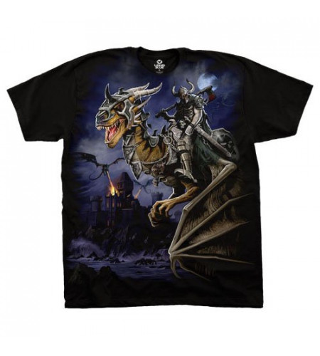 boutique de dragons tee shirts