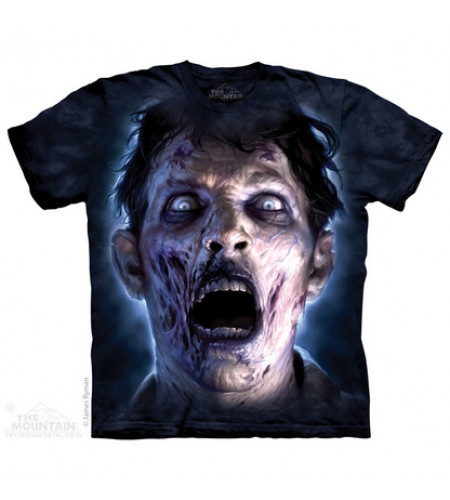 Moonlit zombie - Tee-shirt - The Mountain