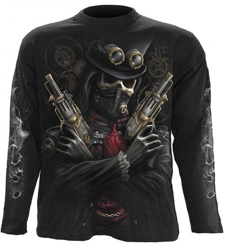 Steam punk bandit - T-shirt homme steampunk - Spiral