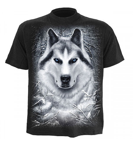 White wolf - T-shirt homme