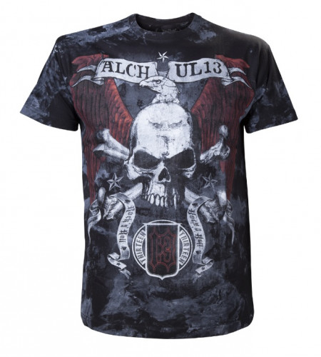 boutique alchemy gothic tee shirts france
