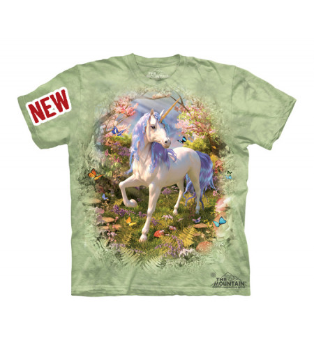tee shirt fille licornes
