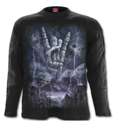 Rock eternal - Tee-shirt dark fantasy - Homme