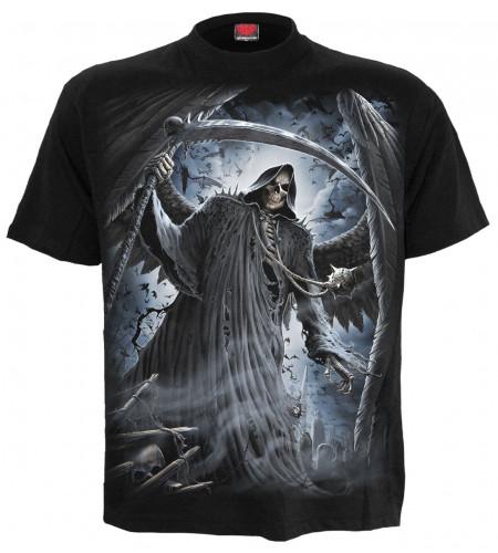 magasin boutique vente tee shirts motif dark fantasy gothique pour homme