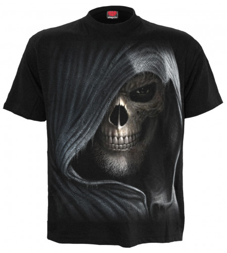 Darkness - T-shirt reaper squelette - Homme
