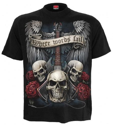 Boutique rock vente en ligne tshirt homme