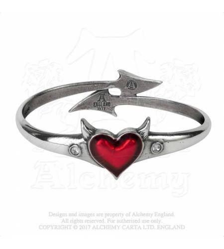 Devil heart - Bracelet romantique - Alchemy Gothic
