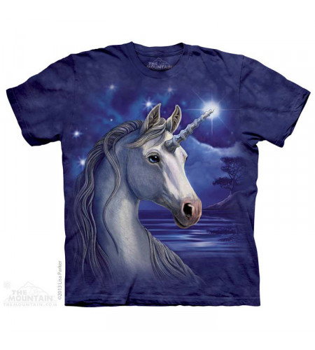 Unicorn night - T-shirt licorne - The Mountain