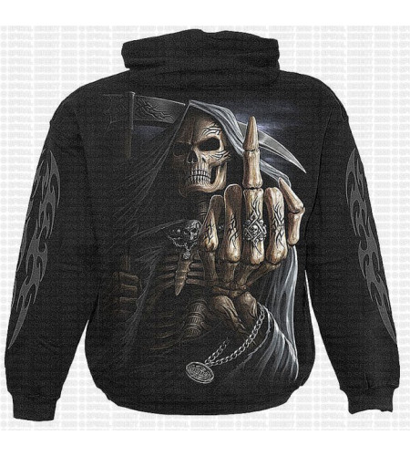 Bone finger - Sweat shirt capuche