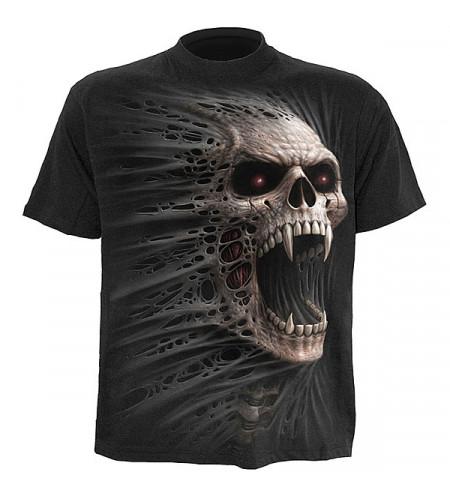 t-shirt crane vampire