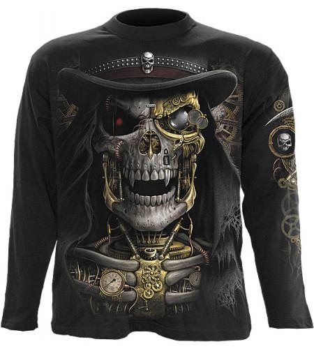 tee-shirt homme steampunk