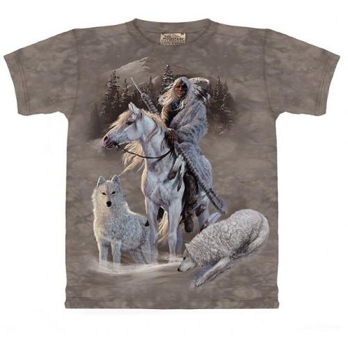 Shirt Mountain The Indien Compagnions Loup Et T LSGjqVMUzp