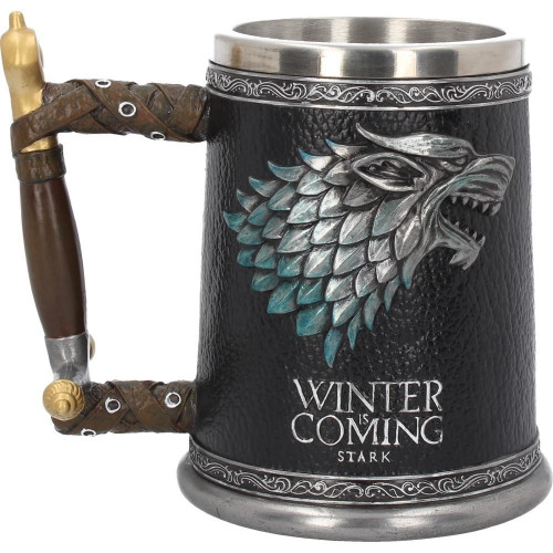 0c41435463 Boutique Game of Thrones - Winter is coming - Chope - Tankard