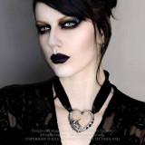 Etendu mort du coeur - Pendentif - Alchemy Gothic