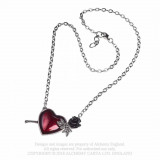 Wounded by love - Pendentif romantique gothic - Alchemy Gothic