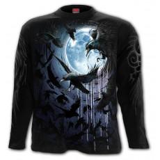de Camisetas oscura para góticas fantasía hombres estampadas Camisetas gótica BoQdWCxrEe