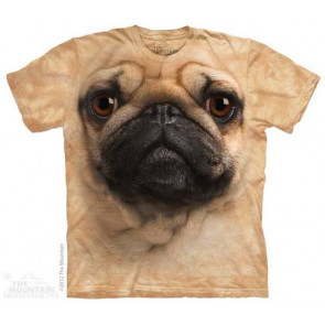 tee shirt the mountain adulte carlin chien de race boutique magasin