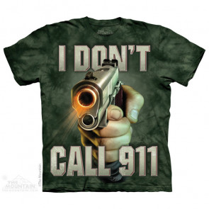 Call 911 - Tee-shirt homme - The Mountain