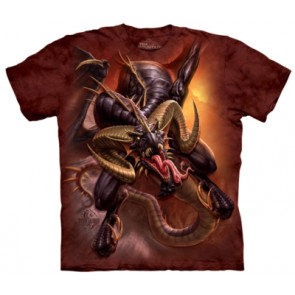 Dragon raid - T-shirt - The Mountain - Tom Wood