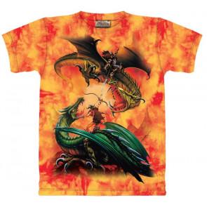 Duel Dragons - T-shirt enfant - The Mountain