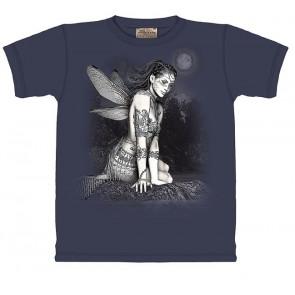 Chrystalline T-shirt fée - The Mountain