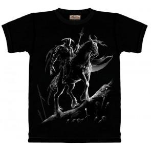 Cavalier Noir T-shirt fantasy - The Mountain