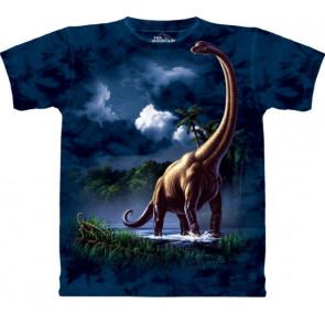 Brachiosaurus - T-shirt enfant THE MOUNTAIN dinosaure