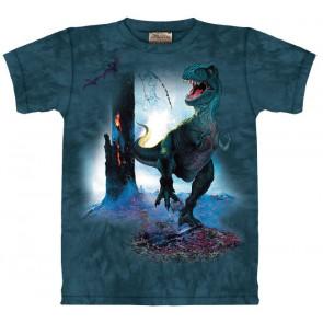 Rex - T-shirt enfant dinosaure - The Mountain
