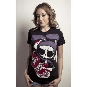Happy Unbirthday - T-shirt femme gothique - Akumu Ink