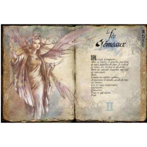 Sous le signe des fées - Livre Sandrine Gestin