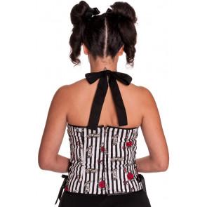 Toto corset - Haut top femme fantasy - Hell Bunny