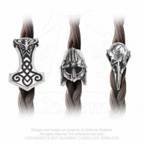 Boutique bijou viking pour cheveux ou barbe