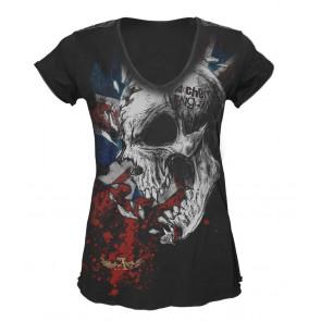 boutique vente en ligne tee shirt gothique femme