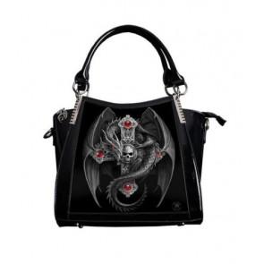 Gothic guardian - Sac à mains femme - Dragons - Anne Stokes - Effet 3D