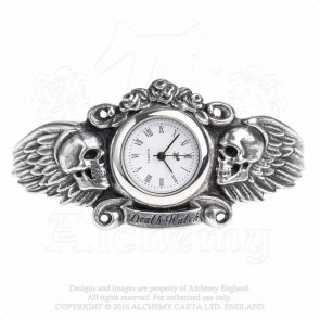 montre femme gothique Heart Of Lazarus boutique gothic