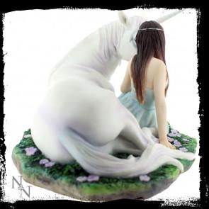 Pure heart - Figurine licorne - Anne Stokes