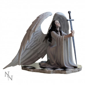 statuette deco ange the blessing anne stokes collection