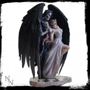 Dance with Death - Figurine gothique - Anne Stokes