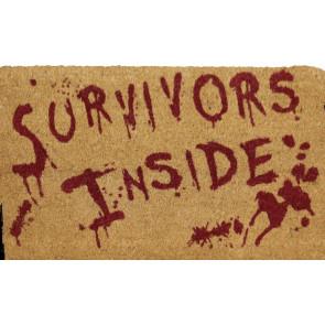Survivors Inside - Paillasson - 75x45cm