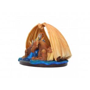 Fierce loyalty - Figurine dragon - Anne Stokes - Statuette