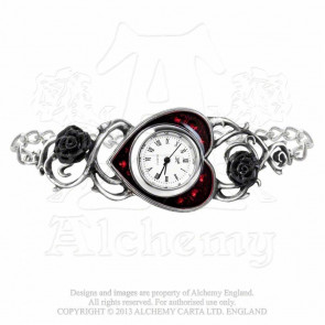 Montre - Bed of blood roses - Alchemy Gothic