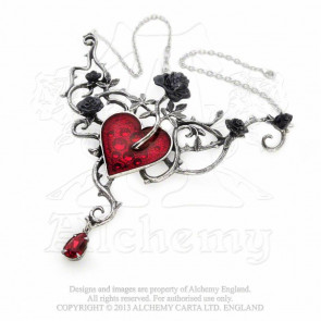 Bed of blood roses - Bijou collier - Alchemy Gothic