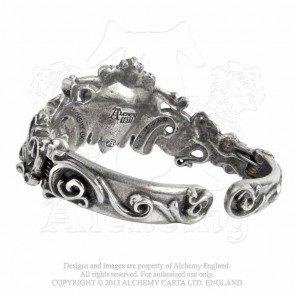 Bracelet coeur - Betrothal -  Alchemy Gothic