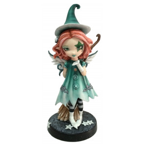 boutique figurine sorcière fée lutin