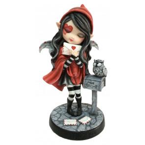magasin vente figurine lutin elfe amour coeur