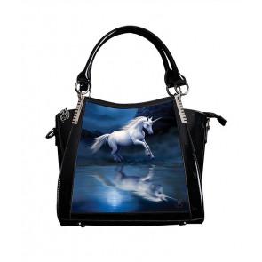 boutique oblet motif licorne anne stokes sac à mains