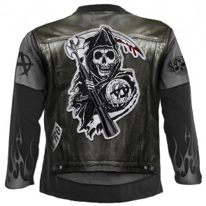 Jax wrap - T-shirt homme - Sons Of Anarchy